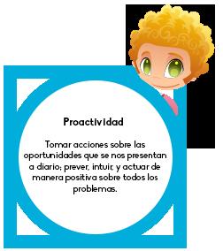 Proactividad